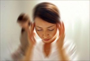 dizziness can be caused by anxiety