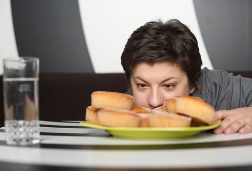 Weight Gain When You Are Depressed